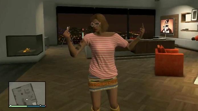 Provocações em GTA Online são úteis para tirar um sarro com seus amigos (Foto: Reprodução: HalcyonDeathSquad)