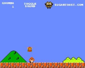 Super Mario Goomba Mode