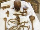 Laudo de exame de DNA em ossada deve sair em 30 dias, diz polícia de MS