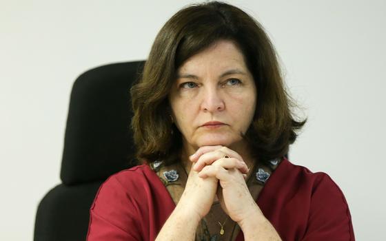 Raquel Dodge procuradora-geral da República (Foto:  Marcelo Camargo/ABR)