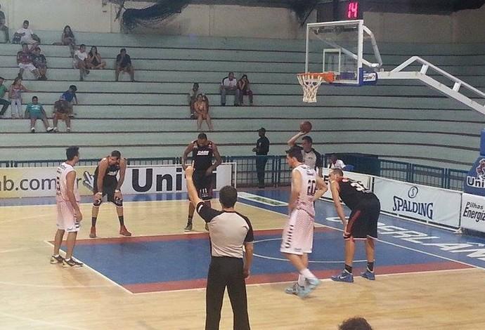 Uberlândia Liga Sorocabana basquete NBB (Foto: Hismênia Keller)