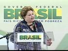 Após ser vaiada em evento no RN, Dilma repreende plateia: 'Isso é feio'