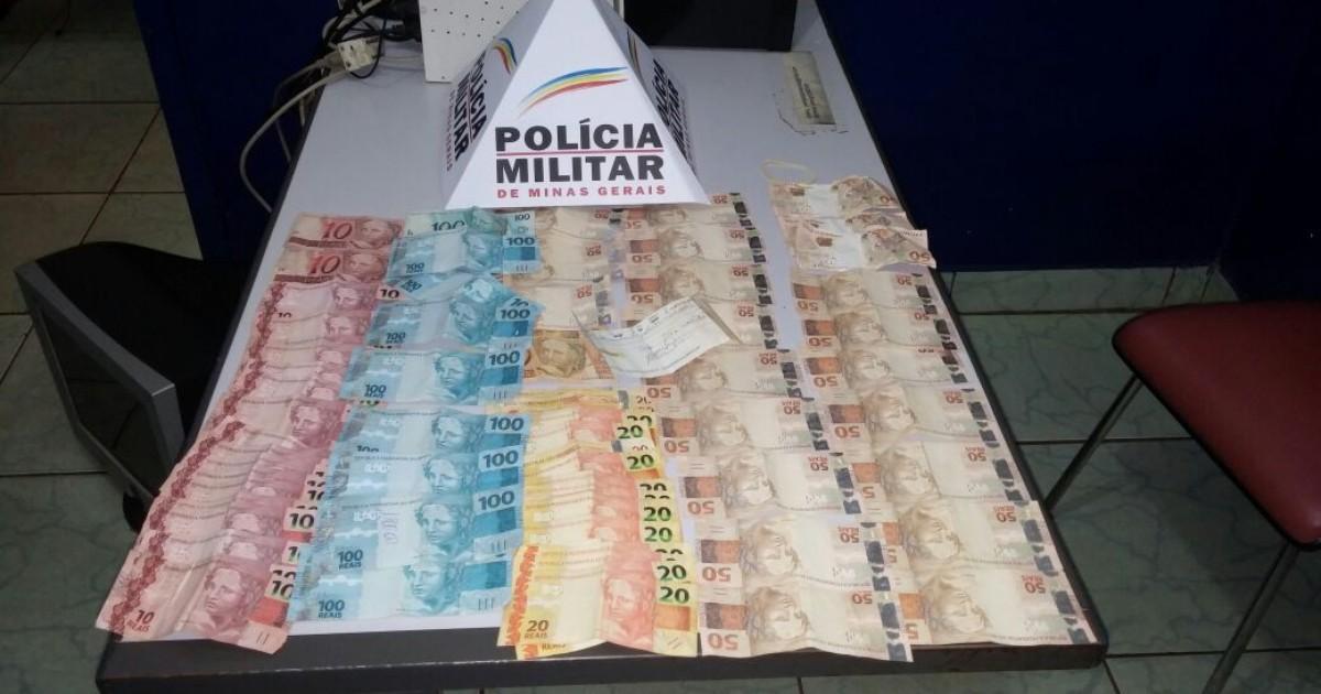 Jovem simula estar armado, assalta farmácia e é detido em ... - Globo.com