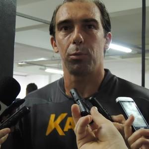 Paulo Baier Criciúma (Foto: João Lucas Cardoso)