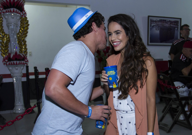 Thiago Martins e Eline Porto (Foto: Felipe Panfili/Divulgação)