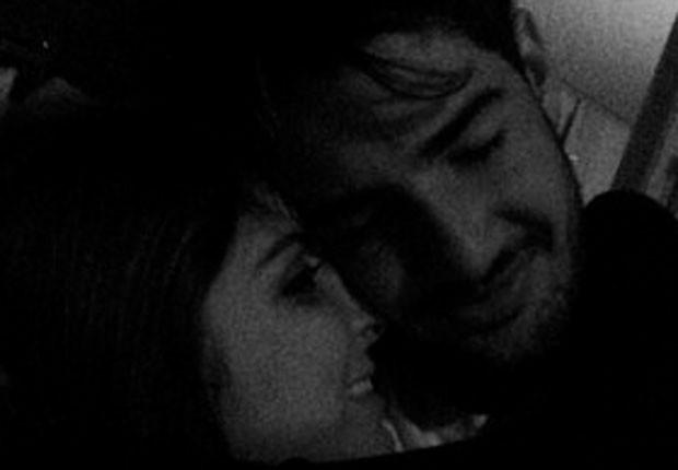 Sophia Mattar e Alexandre Pato (Foto: Reprodução/Instagram)