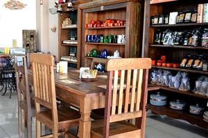 Café produziu inovação no cardápio