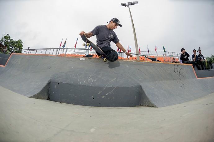 Mundial de skate do Rio dia 3 (Foto: Pablo Vaz/OiStuOpen)