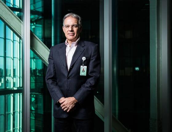 Nelson silva diretor da Petrobras (Foto: Stefano Martini/ÉPOCA)