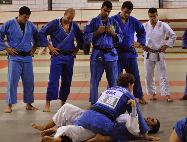 Flávio Canto (Foto: João Gabriel / Globoesporte.com)