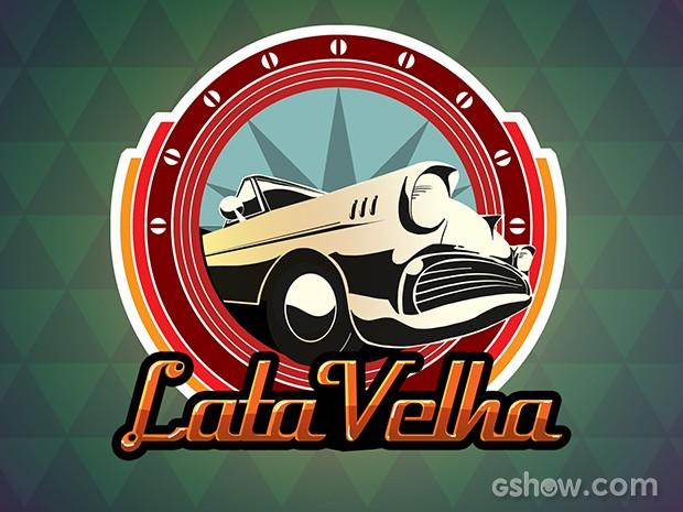 Logo Lata Velha 2014 (Foto: Caldeirão do Huck/TV Globo)