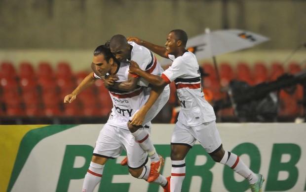 Santa Rita x Santa Cruz Copa do Brasil (Foto: Aldo Carneiro / Pernambuco Press)