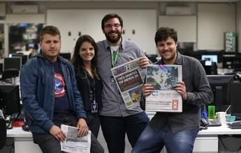 Sala de imprensa do Figueira receberá nome do jornalista André Podiacki