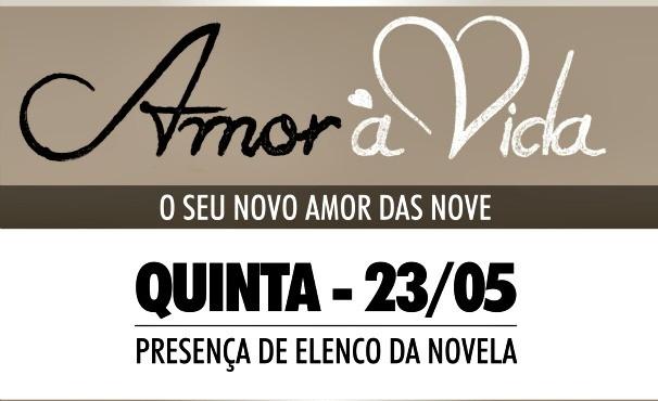 Amor à Vida- Lançamento  (Foto: Divulgação)