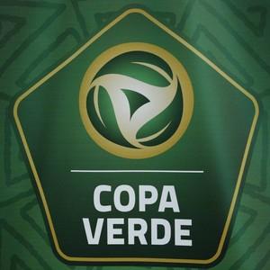 Logo Copa Verde (Foto: Rafael Ribeiro/CBF)
