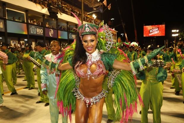 Gracyanne Barbosa (Foto: Marcos Serra Lima/EGO)