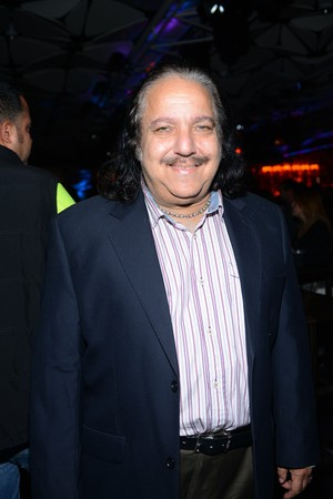 Ron Jeremy (Foto: Araya Diaz/Agência Getty)