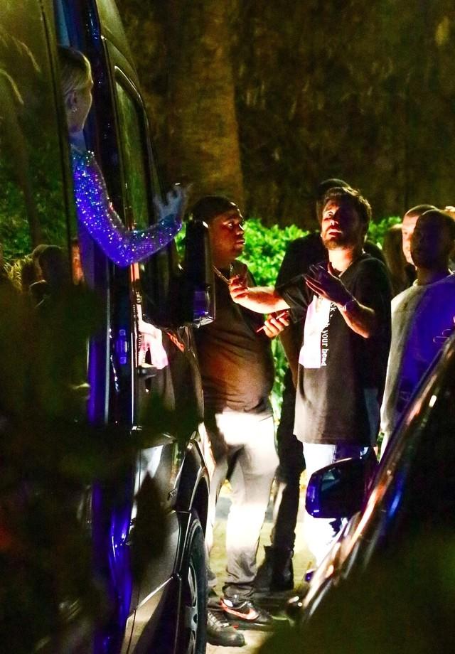 Sofia Richie e Scott Disick discutem após balada