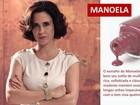 Esmalte de Manoela é o mais cobiçado do time das mulheres de Guerra dos Sexos
