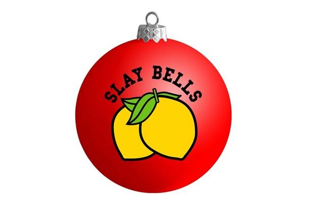 Bola de Natal  (Foto: Divulgação)