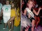Leandra Leal mostra fantasias da infância: 'Fui criada no carnaval!'