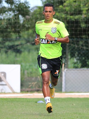 Juninho Figueirense (Foto: Luiz Henrique/Figueirense FC)