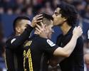 Atlético bate o Osasuna e reencontra  o caminho das vitórias no Espanhol