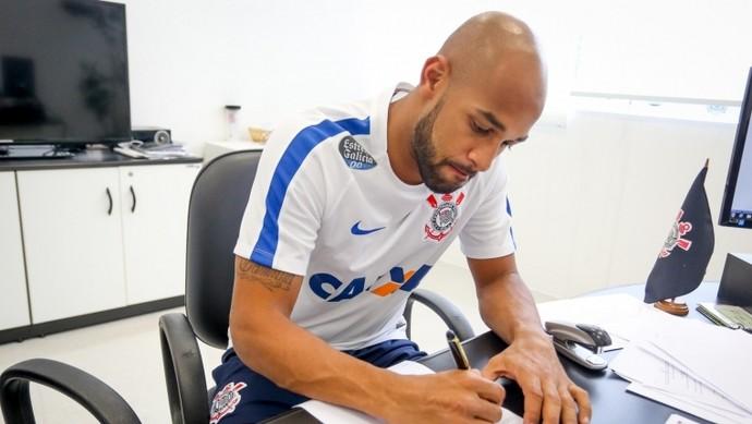 Fellipe Bastos Corinthians (Foto: Daniel Augusto Jr. / Agência Corinthians)