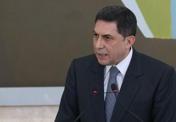 Luiz Carlos Trabuco Cappi, presidente do Bradesco, durante reunião do Conselhão em Brasília (Foto: Lula Marques/Agência PT)