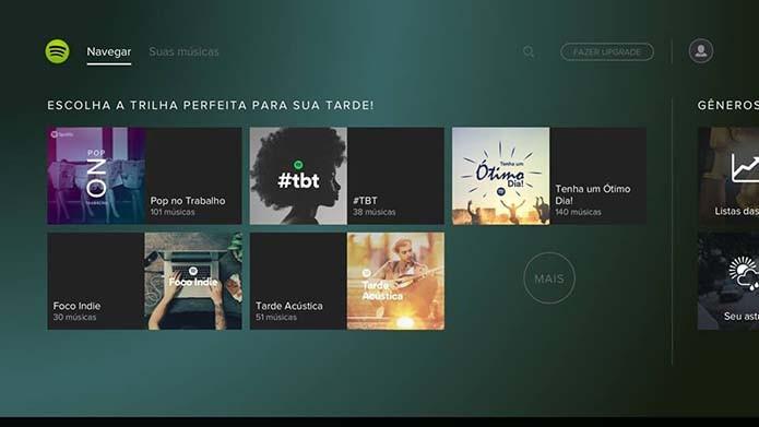 PS4: conheça os melhores aplicativos de música e vídeo para o console (Foto: Reprodução/Murilo Molina)