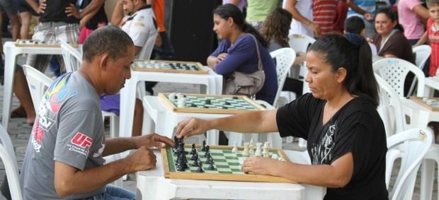 Dez atividades esportivas  foram disponibizaados na 19ª edição da Ação Global  (Foto: Frank Cunha/Globoesporte.com)
