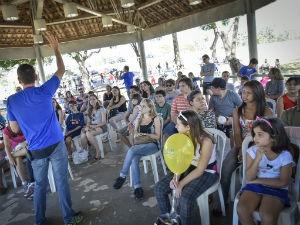 Bate-papo pet (Foto: Divulgação)