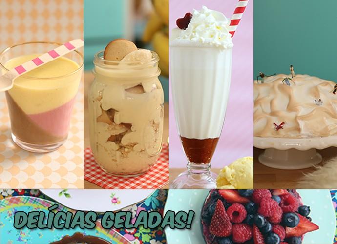 Derreta-se com as delícias geladas de Dulce Delight! (Foto: Gshow)