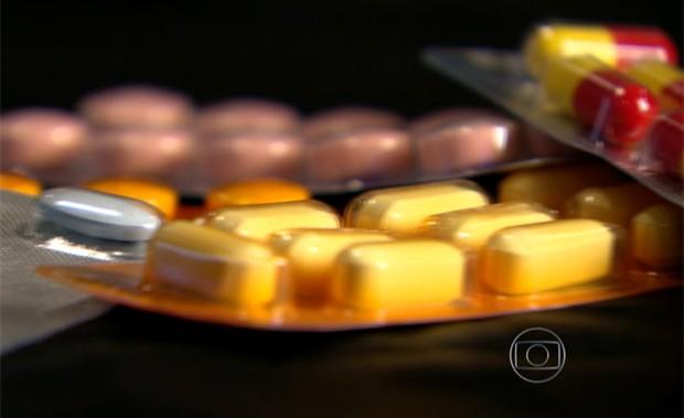 Uso exagerado de antibióticos têm levado ao surgimento de bactérias resistentes (Foto: Reprodução/TV Globo)