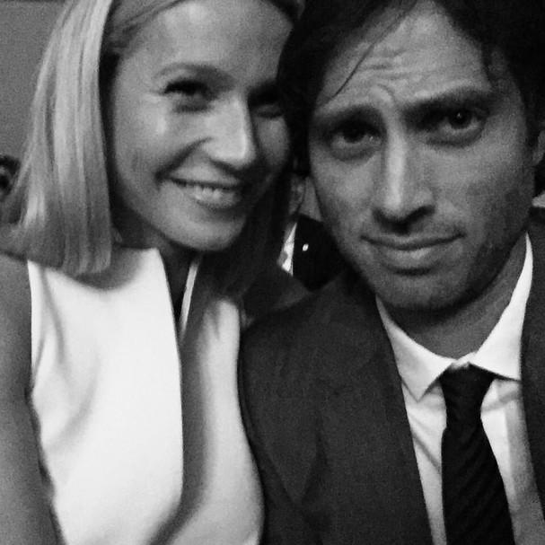 Gwyneth Paltrow e Brad Falchuck (Foto: Instagram/Reprodução)