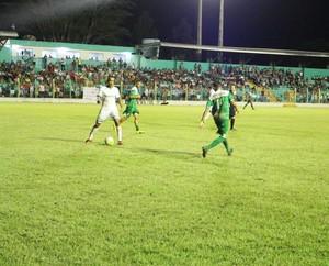 Tocantinópolis x Juventude - Copa do Brasil (Foto: Vilma Nascimento/GloboEsporte.com)