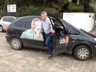 Udo Dohler aguarda apuração na casa do senador Luiz Henrique