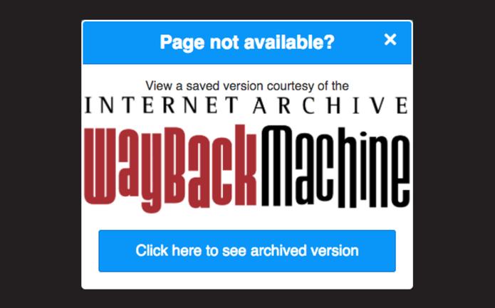 Plugin promete acabar com páginas 404 (Foto: Reprodução/Felipe Vinha)