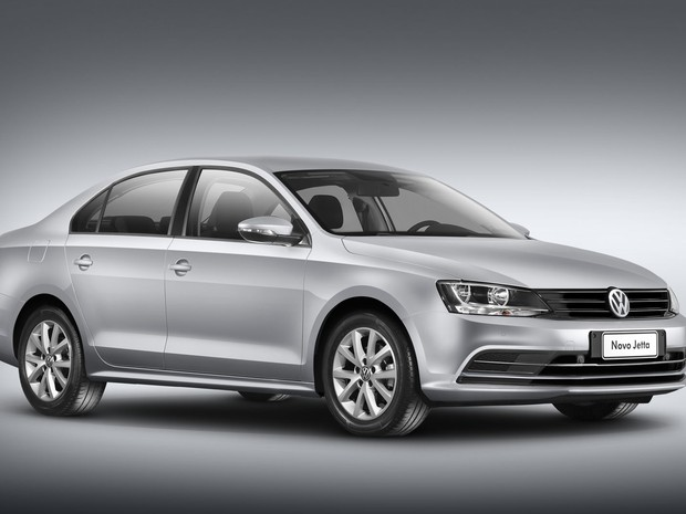 Volkswagen Jetta Trendline 2015 (Foto: Divulgação)