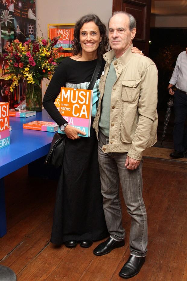 Zélia Duncan e Ney Matogrosso (Foto: Anderson Borde/Felipe Assumpção)