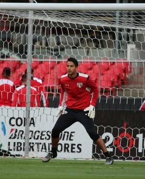 Renan Ribeiro São Paulo (Foto: Afonso Pastore/saopaulofc.net  )
