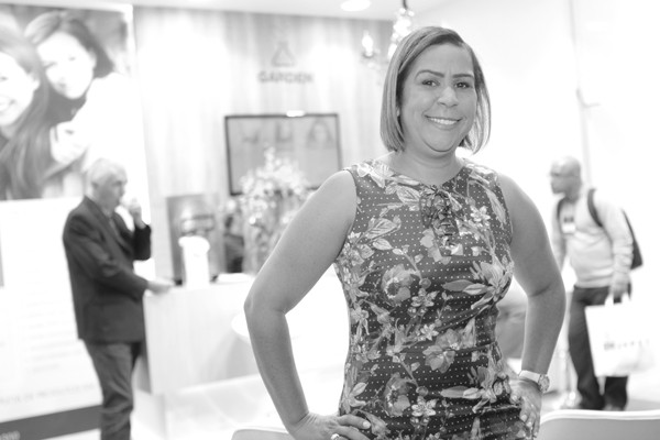 Berenice Freire, presidente e fundadora da Garden Química (Foto: Divulgação)