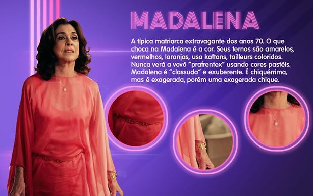 Madalena (Foto: Boogie Oogie/TV Globo)