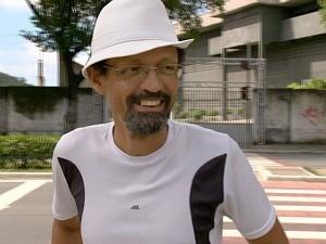 Judson Vieira disse que Justiça foi branda, espírito santo (Foto: Juirana Nobres/ G1)