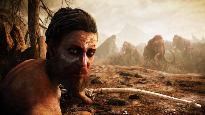 Far Cry Primal promete herói único para a série (Foto: Divulgação/Ubisoft)