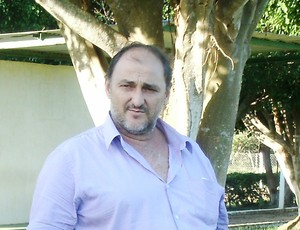 José Carlos Dalanhol, presidente do Vilhena Esporte Clube (Foto: Renato Barros/ TV Vilhena)