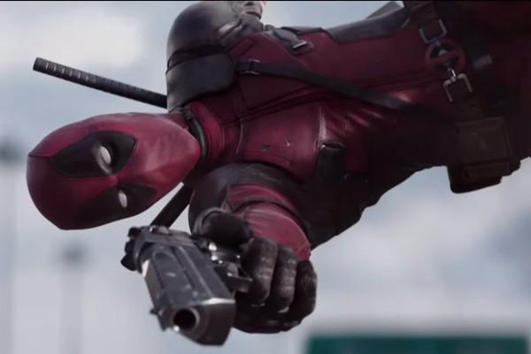 Ryan Reynolds em 'Deadpool' (Foto: Reprodução)