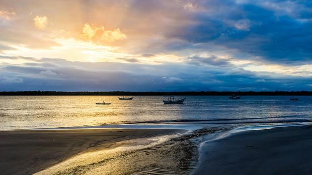 Ilha de Superagui, Paran (Foto: Chostakovis/ Wikimedia Commons)