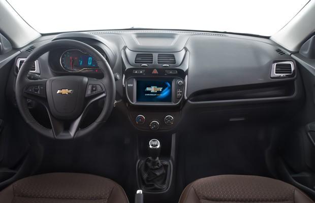 Chevrolet Cobalt LTZ 2016 (Foto: Divulgação)