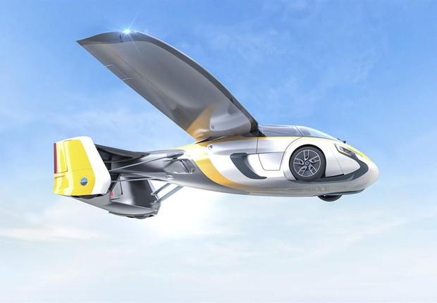 Aeromobil 4.0 (Foto: EFE)